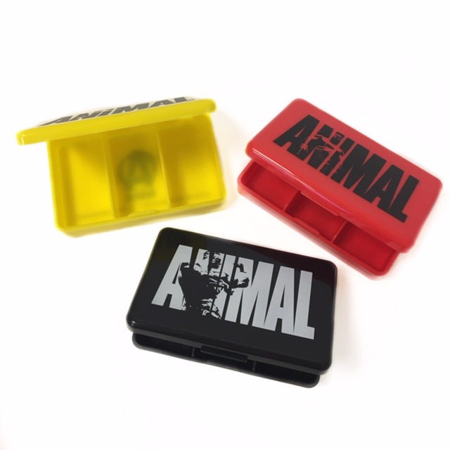 Animal Pill Case