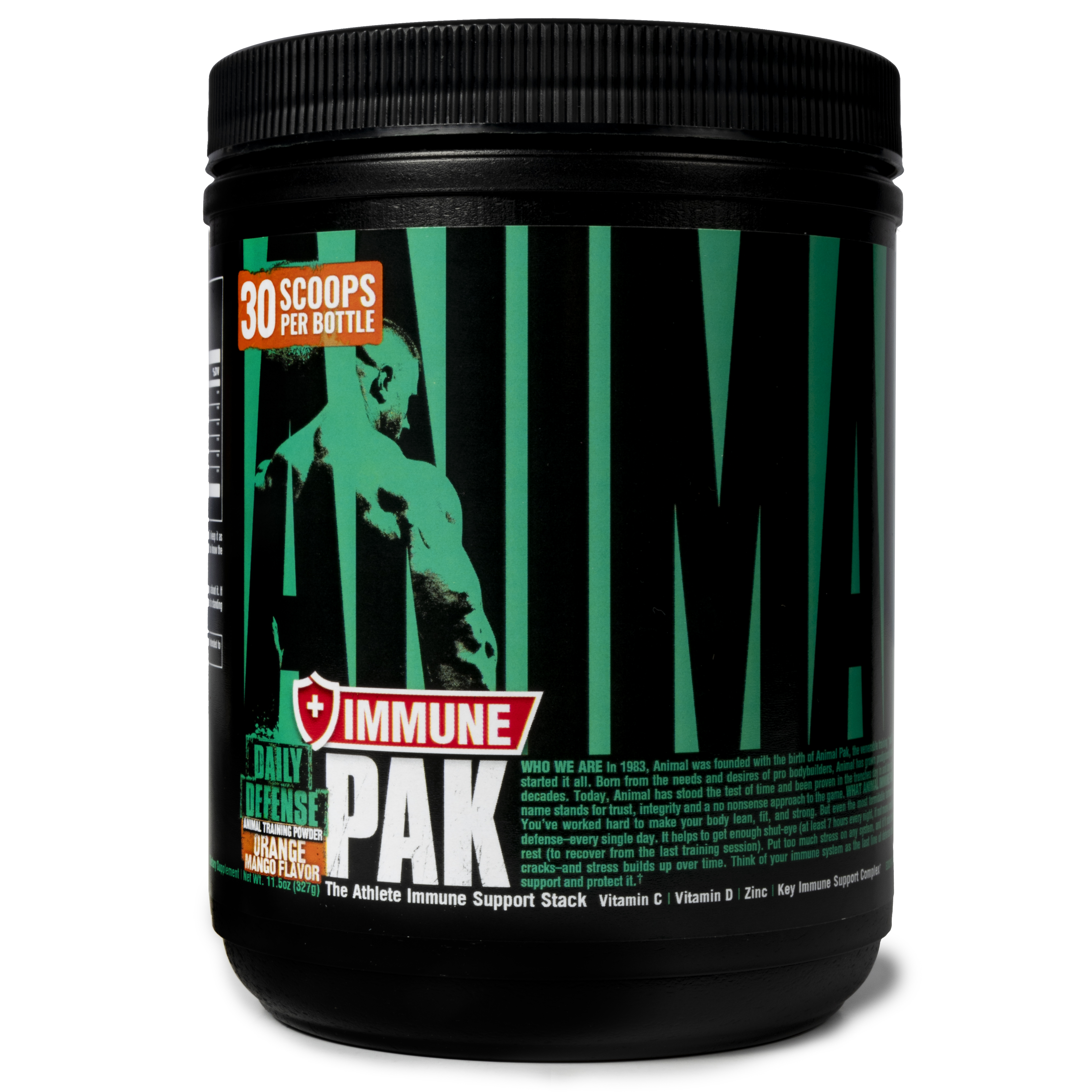 Animal Immune Pak Powder