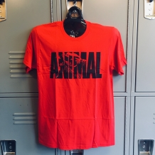 Animal Fury Iconic Tee Red