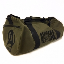 Animal Military Green Gym Bag