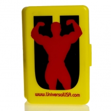 "Universal ""Red Man"" Pillcase"