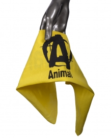 Animal Bandana - Yellow