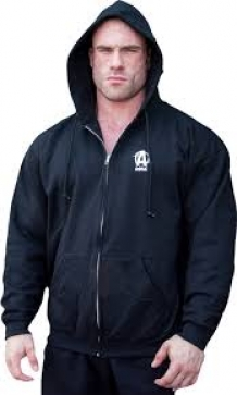 Animal Hooded Zipper SweatShirt